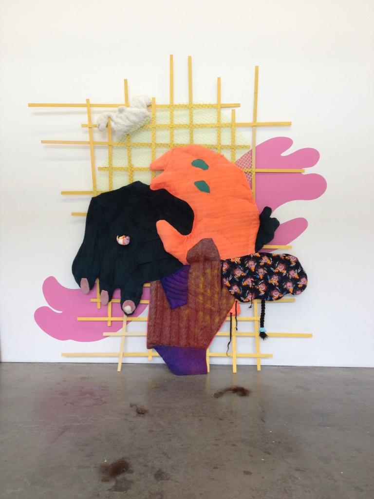 Bad Handshake by Maria Guzman Capron