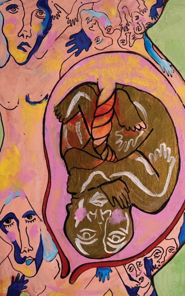 art by Maricruz Mendoza