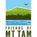Friends of Mt. Tam logo