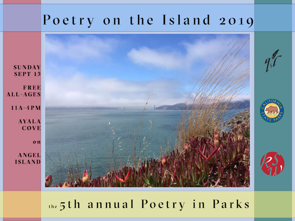 Poetry in Parks on Angel Island