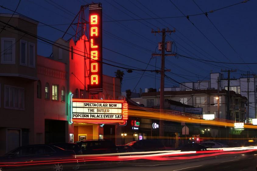 photo of Balboa Theatre
