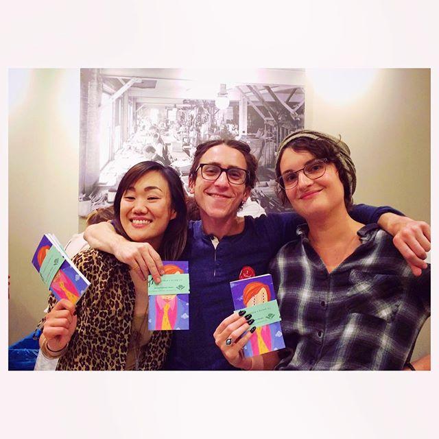 Christine No, Evan Karp and Kelsey Schimmelman by Laura Ceron Melo